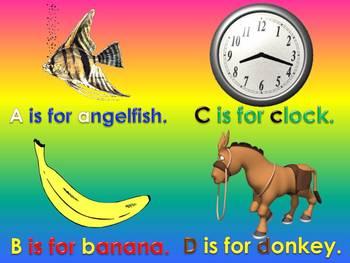 A to Z Alphabet Book 6