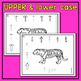 A to Z Animal Letter Tracing Sheets - An Animal Literacy Center (full page)