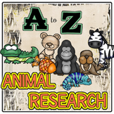 A to Z Animal Research Report