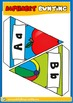 A to Z Bunting Pennant Banner