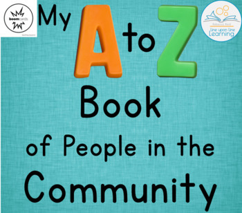A to Z Community Helpers Digital eBook