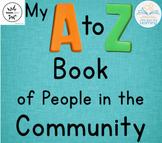 A to Z People in Community Digital eBook