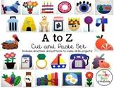 Alphabet Crafts Bundle