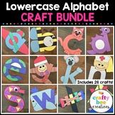 Alphabet Crafts Bundle {Lowercase}
