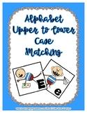 A to Z David Style Match - Preschool by Narcissa