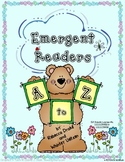 A to Z Emergent Readers