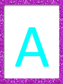 A to Z Flash Cards