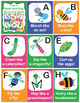 A to Z Insect and Bug Movement Cards