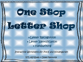 A to Z Interactive Letter Practice