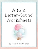 A to Z Letter  Beginning Letter Sounds