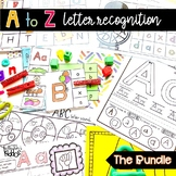 A to Z Letter Recognition Activities