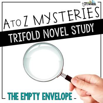 The Empty Envelope Novel Study Unit - A to Z Mysteries #5