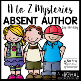 A to Z Mysteries Absent Author