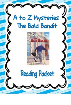 A to Z Mysteries: Bundle #1