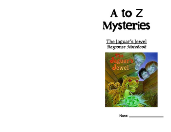 A to Z Mysteries: Jaguar Jewel