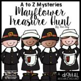 A to Z Mysteries Mayflower Treasure Hunt