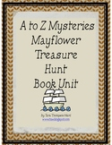 A to Z Mysteries : Mayflower Treasure Hunt