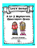 Operation Orca A to Z Mysteries: Let's Read! (Reading Resp