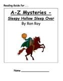A to Z Mysteries - Sleepy Hollow Sleep Over