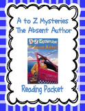 A to Z Mysteries- The Absent Author Reading Packet