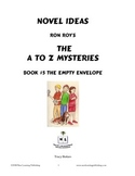 A to Z Mysteries: The Empty Envelope - A Novel Study for Young Readers