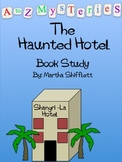 A to Z Mysteries The Haunted Hotel Book Study