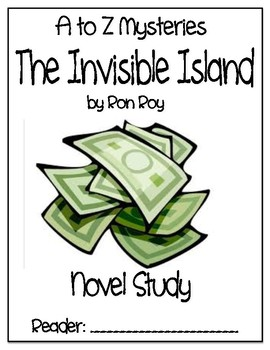 A to Z Mysteries - The Invisible Island Unit Study - DRA 30