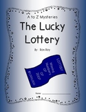A to Z Mysteries:  The Lucky Lottery Reading Guide