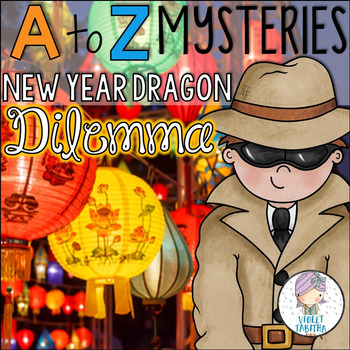 A to Z Mysteries The New Year Dragon Dilemma