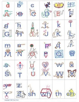 A to Z Picture Games Page