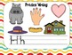 A to Z Practice Writing Station