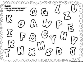 A to Z QRs!