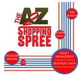 A to Z Shopping Spree {Power Point Project}