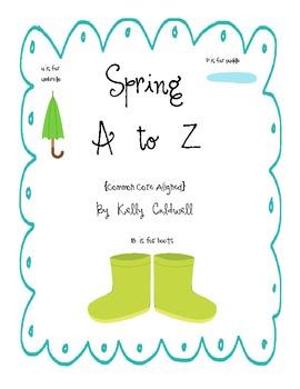 A to Z Spring {CC Aligned}