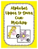 A to Z Spring Princess & Flowers Match - Preschool by Narcissa