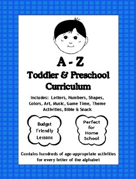 Free specialty unit plans resources lesson plans teachers pay a to z toddler and preschool curriculum sample a d fandeluxe Images