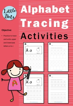 A to Z Tracing Worksheets