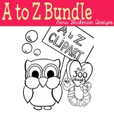 A to Z Variety Clipart