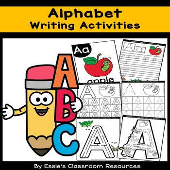 A to Z Writing Activities