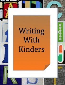 A to Z Writing with KINDERS