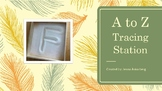 A to Z tracing Center