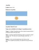 A tour of Latin America