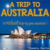 A trip to Australia - Complete lesson