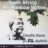 A trip to South Africa - Complete lesson