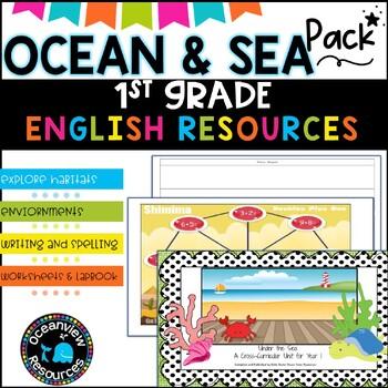 Ocean-sea unit of work for Grade 1