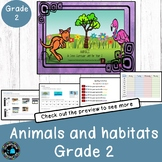 Animals unit Grade 2 The Gruffalo (featured text)
