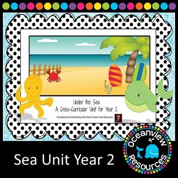 Year 2 - Sea Themed Cross Curricular Unit