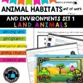 Animals unit Grade 5