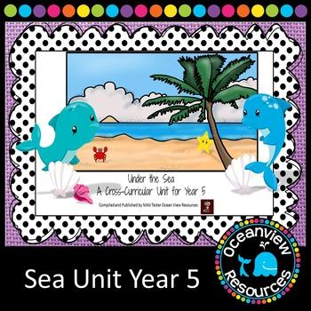 Year 5 - Sea Themed Cross Curricular Unit