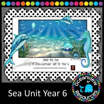 Year 6 - Sea Themed Cross Curricular Unit